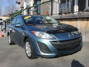 2011 Mazda 3 GS / 2.0L I4 / 5spd man. / FWD