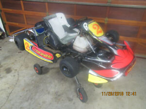 COMPETITION  GO-KART
