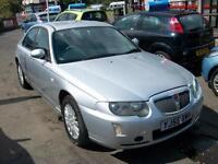 Rover 75..1796cc PETROL..REG.JAN 2006