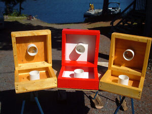 WASHER TOSS GAMES-6 washers-$39.00