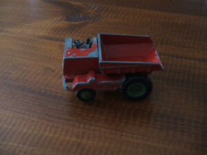 Matchbox King Size #2 Muir Hill Dumper