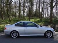 2005 05 BMW 318 2.0 Ci Sport COUPE Auto..FULL SERVICE HISTORY..STUNNING !!