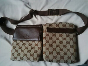 Gucci Canvas Belt Bag