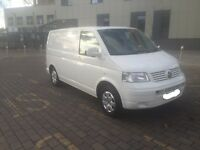 Volkswagen transporter 1.9 TDI 102 bhp 2009 swb 84000 Full Volkswagen service history