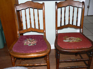 Antique Chairs 6 new price!!