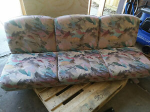 RV fold out couch 6ft
