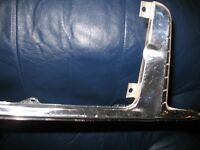 Gas Door Trim for 1955 Chev