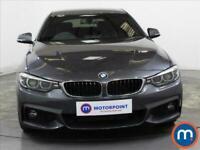 2018 BMW 4 Series 420d [190] M Sport 5dr Auto [Professional Media] Hatchback Die