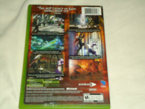 XBOX Game: Legacy of Kain Defiance Kingston Kingston Area image 2