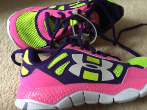 Under Armor running shoes (size 11K) brand new