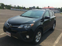 2014 Toyota RAV4 XLE SUV, Crossover (Will pay 3 month lease)