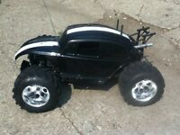 1/5th Scale 2Stroke Monster RC Buggy