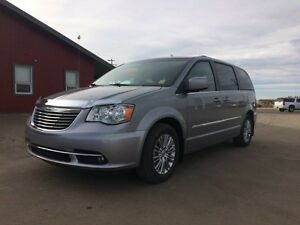 2015 Chrysler Town & Country Touring-L Minivan, Van