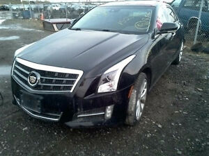 2014 CADILLAC ATS PARTING OUT