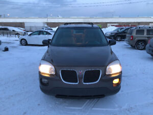 2009 Pontiac Montana . CERTIFIED, ETESTED, WARRANTY, NO ACCIDENT