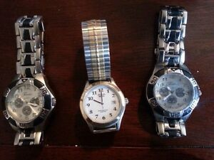 MENS WATCHES (3 in total)