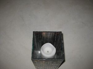 Party Lite Candle Holder w/ Candle - $20.00 obo Kitchener / Waterloo Kitchener Area image 2