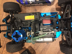Redcat Tornado Nitro RC Buggy RTR.  Like new condition.