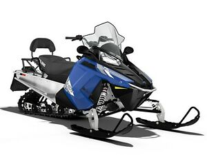 2017 Polaris 550 INDY LXT Blue Fire Metallic