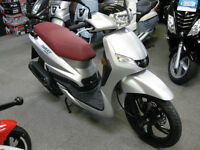 Peugeot Tweet 50cc scooter 2017