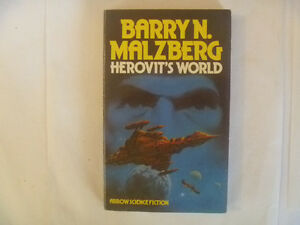 Barry N. Malzberg British Paperbacks (2 to choose from)