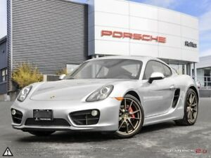 2014 Porsche CAYMAN S