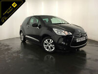 2013 CITROEN DS3 DSTYLE E-HDI DIESEL 1 OWNER SERVICE HISTORY FINANCE PX