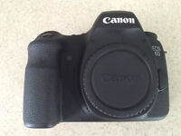 Canon 6D (Body only) - $1600 OBO