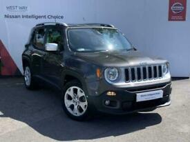 image for 2016 Jeep Renegade 1.4 Multiair Limited 5dr DDCT Auto 4x4 Petrol Automatic