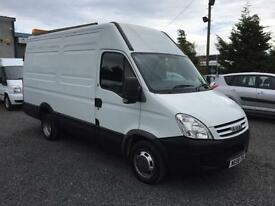Iveco Daily 35C15 3.0 td MWB twin axel only 83000 miles