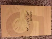 SAMSUNG GALAXY S5 NEW