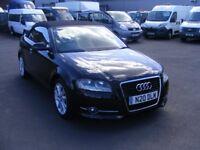 Audi A3 TDI SPORT (black) 2012