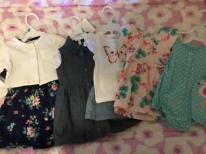 6 month girl outfits with tags