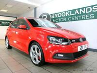 Volkswagen Polo 1.4 TSI GTI DSG [MONZA ALLOYS and 4X SERVICES]