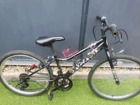 Appollo Girls Bike