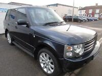 2003 53 LANDROVER RANGEROVER 3.0 TURBO DIESEL VOGUE AUTOMATIC