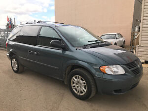 2005 DODGE CARAVAN 177500 KM ONLY FULLY INSPECTED CLEAN CAR
