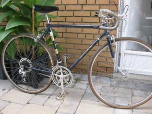 Nishiki Black 10 Speed road bike