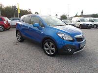2013 Vauxhall Mokka 1.7CDTi 16v ( 130ps ) 4X4 ( s/s ) SE