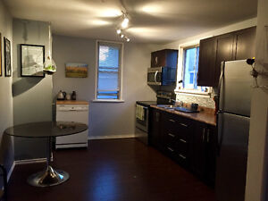 2-bedroom apartment in Saint Boniface available July 1