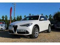 Alfa Romeo Stelvio Stelvio 2.2 Turbo Diesel 210hp Awd Launch Edition Estate 2.2