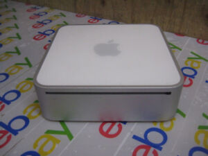 Apple Mac Mini A1283_Core 2 Duo_ 2.0GHz_1gb_120 HD_DVD_Unit Only