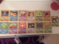 Pokemon cards - rocket
