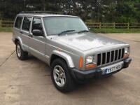 JEEP CHEROKEE 4.0 AUTO 60th ANNIVERSARY * LPG /GAS BI -FUEL* LEATHER* AIRCON *