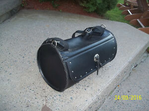 """Motorcycle Tail Roll Bag """"NEW"""""""