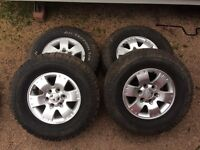Mitsubishi 4x4 alloy wheels