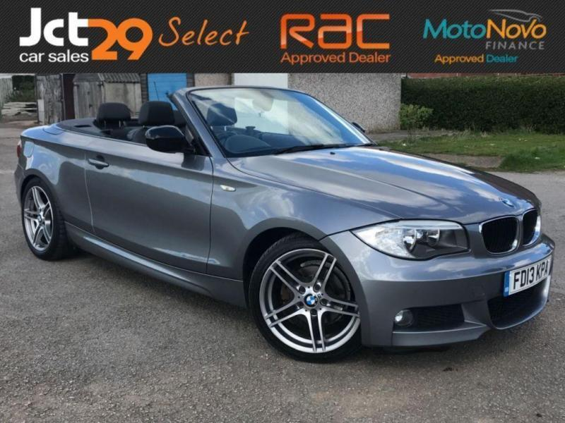 2013 BMW 1 SERIES 2.0 118D SPORT PLUS EDITION + VAT QUALIFYING + ONE OWNER