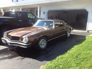 1975 Camaro Lt - All Original - RARE (Reduced another $1000)