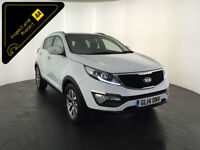 2014 KIA SPORTAGE 2 CRDI DIESEL 1 OWNER FINANCE PART EXCHANGE WELCOME