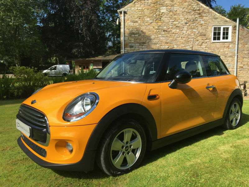 Latest Model Mini Cooper D 1 5d 114ps Chili Pack Over 90mpg R 2017